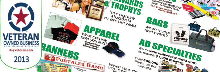 veteran owned promotional products company