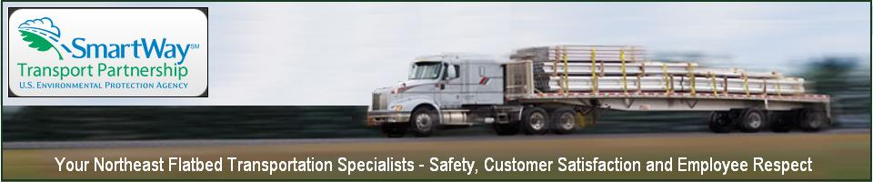 Burlington NJ Flatbed Transportation Services