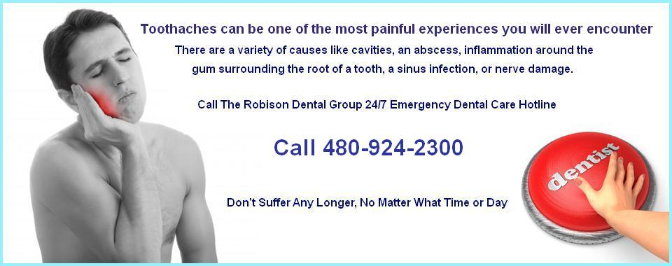 Emergency Dental Care in Mesa 480-924-2300
