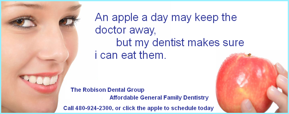 Mesa AZ Dentist General Dental care
