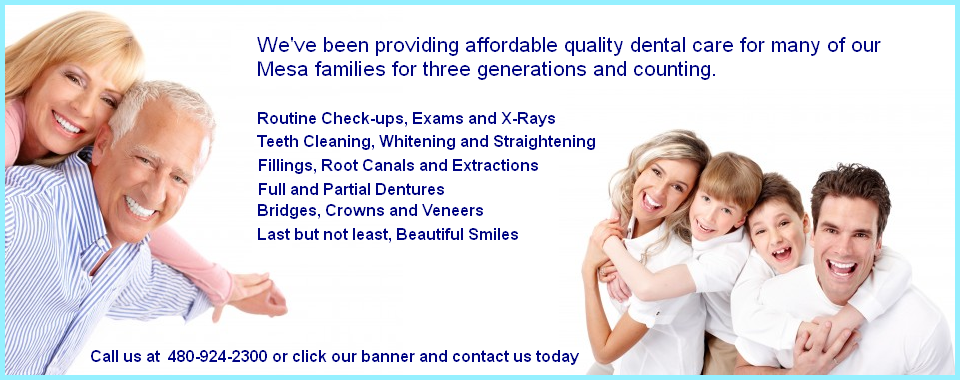 Mesa AZ Dental Care