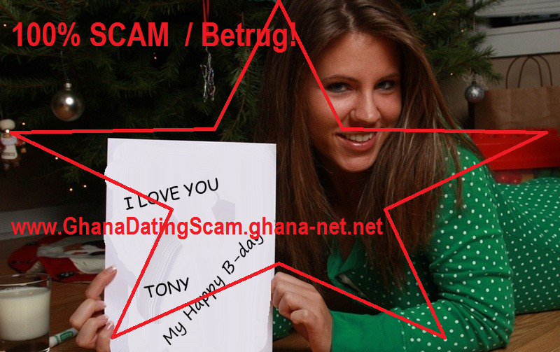 Dating site scams ghana