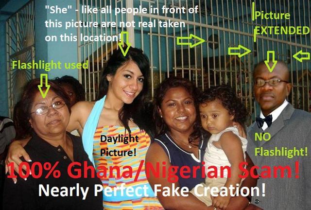 IGhana-Nigerian Fake - Scam