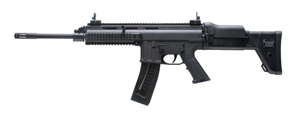 ISSC Mk22 black L