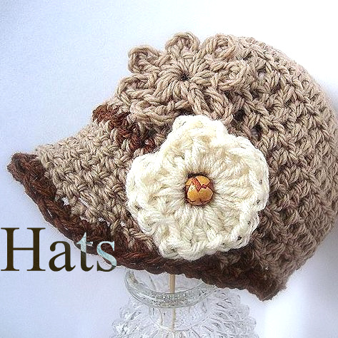 Crochet Hat Patterns Easy|Patterns Ashton11 Beginner Emi Hectanooga