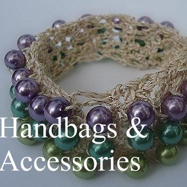 Braided Button Bracelet | AllFreeCrochet.com