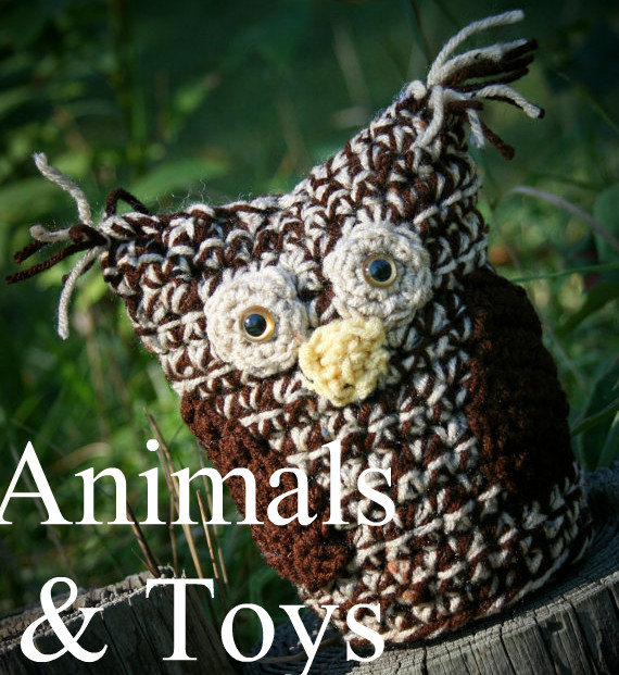 Crochet Animals and Toys Patterns easy baby owl penguin cat octopus beginner amigurumi doll rabbit bunny baby infant teddy
