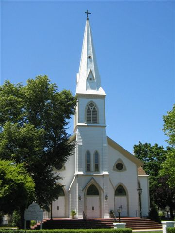 St Andrew Church, Sag Harbor