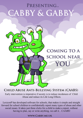 CABBY and GABBY Coming to a School Near You - Click to see how it works