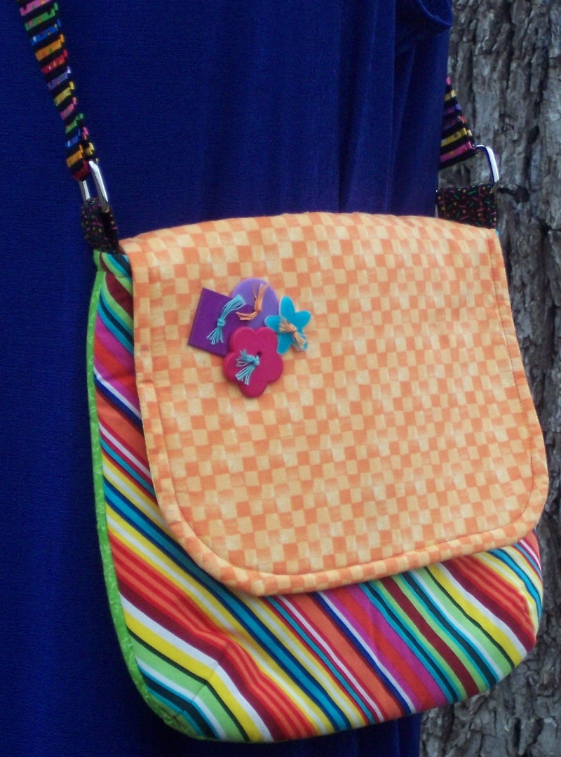 Handcrafted in America, one-of-a-kind, messenger bags, totes, purses