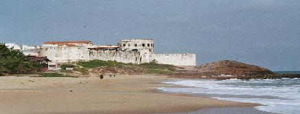 Cape Coast Castle, Cape Coast - Ghana