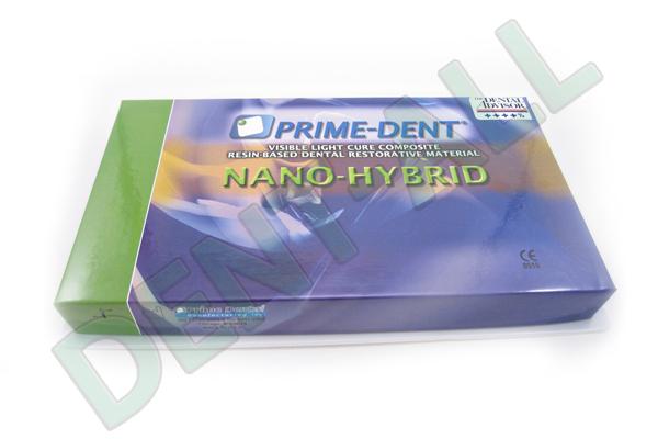 Kit de Resina Composite Nano-Hybrid Prime-Dent