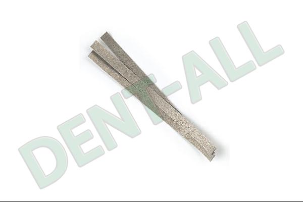 Tira Metalica para Pulir Microdont