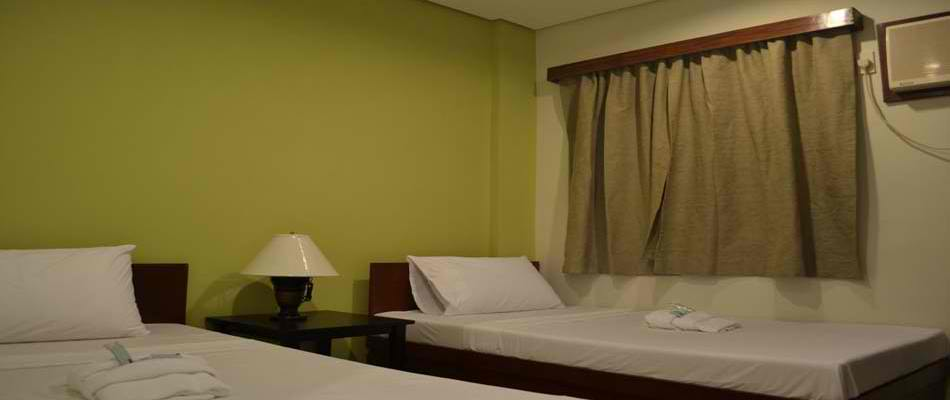 Coron Ecolodge room