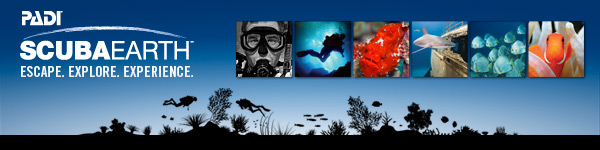 Join our Crew on ScubaEarth!