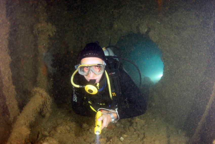 Wreck Dive In Coron Palawan