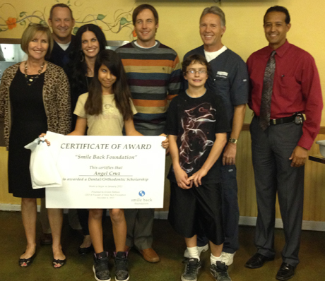 gilbert orthodontists and dentists free dental smile scholarship awards