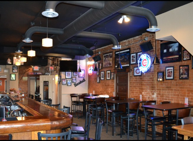 The Newly Remodeled Bootleggers Sports Bar