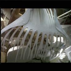 Making Of Mermaid Tail