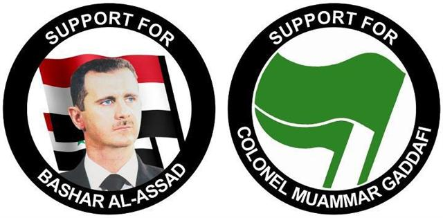 Support Bashar Al-Assad !