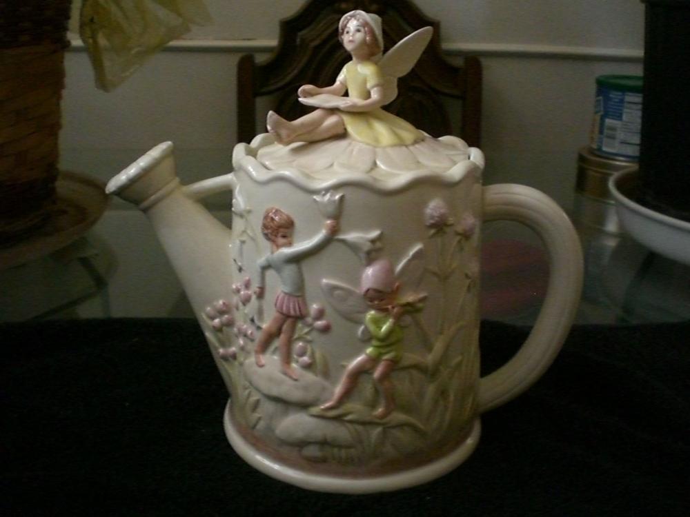 Fairy Elf Watering Can