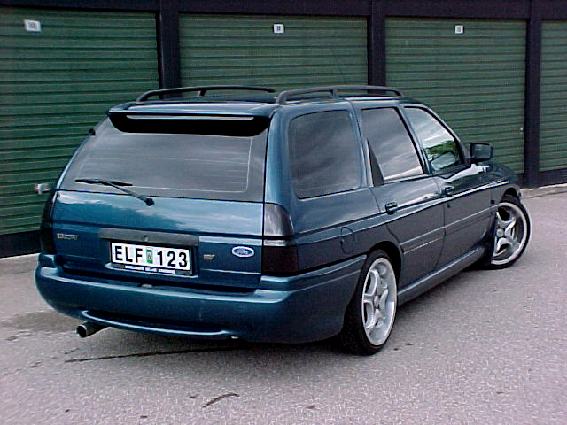95 ford escort station wagon