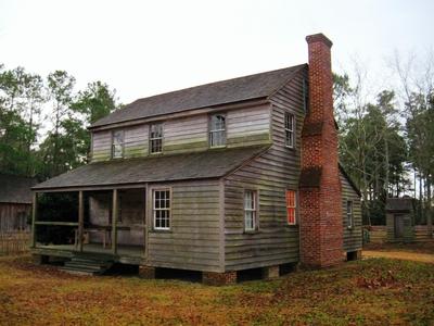 Etheridge House