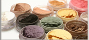 mineral eyeshadows