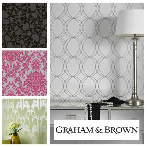 Graham & Brown Wallpaper
