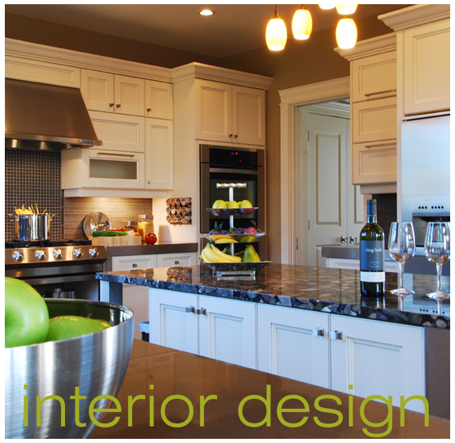 interior design - custom kitchen
