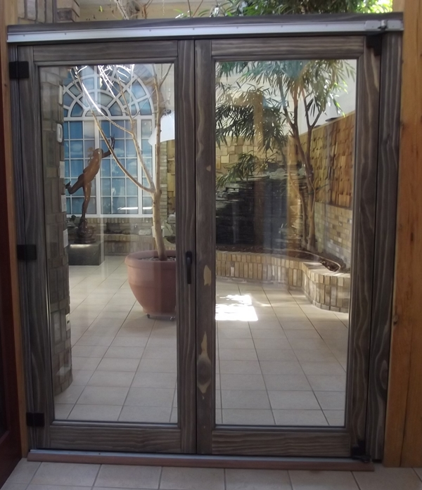 ACCOYA wood Bi-Folding door