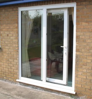 Tilt & Slide Patio Door