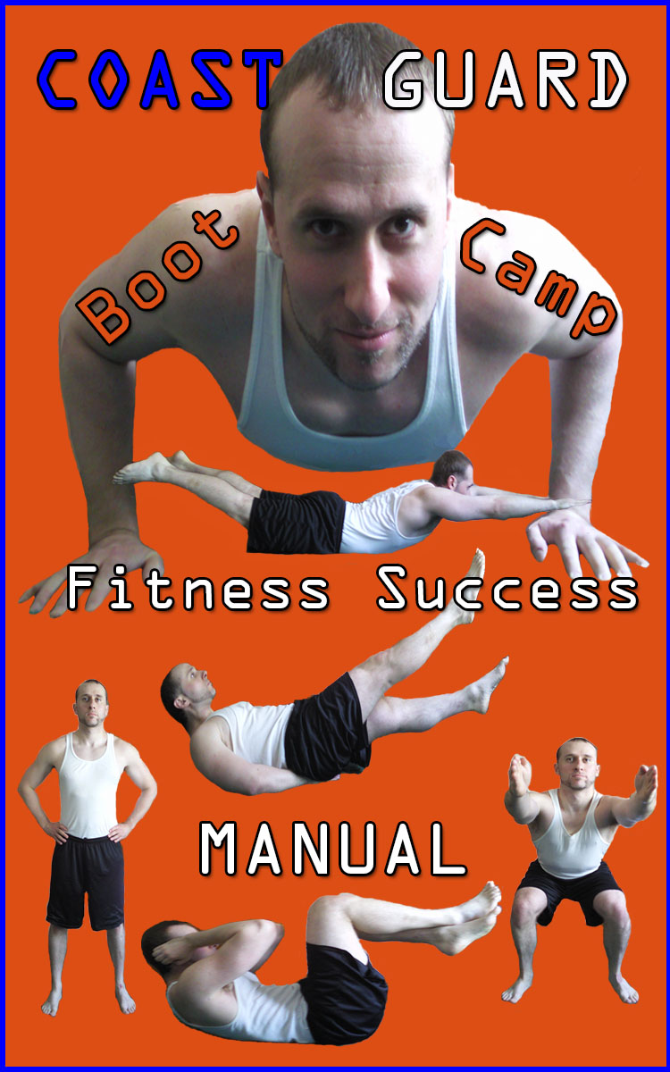 Coast Guard Boot Camp Fitness Success Manual Front Cover