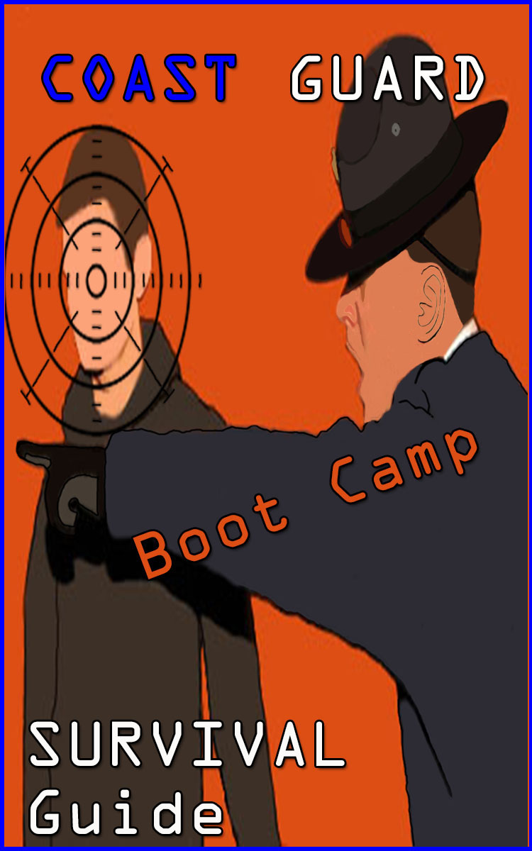 Coast Guard Boot Camp Survival Guide Front Cover