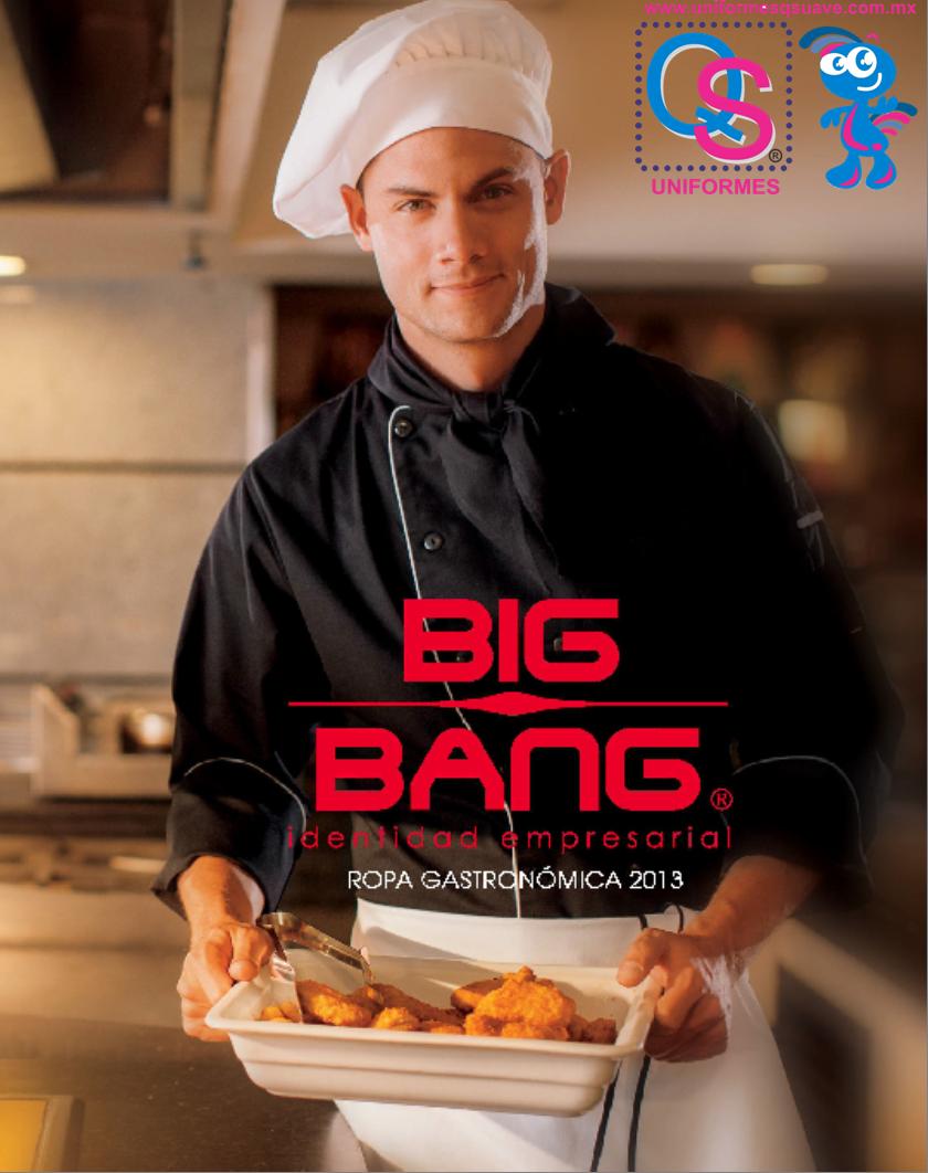 Catalogo Cocina Big Bang