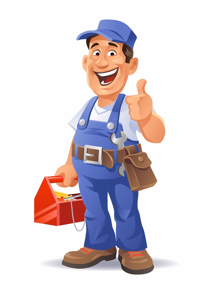 free clipart maintenance worker - photo #18