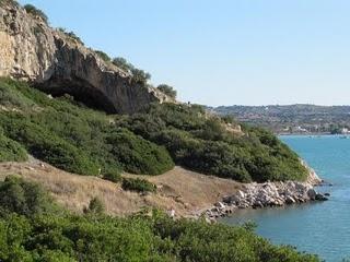 greek cave