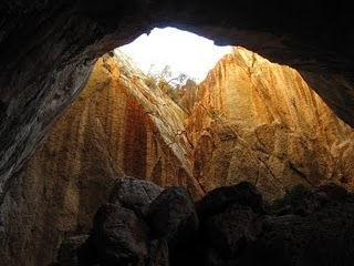 cave in ermioni