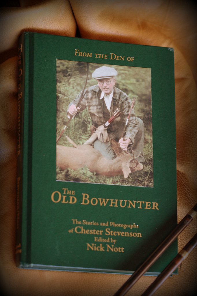 From the Den of The Old Bowhunter