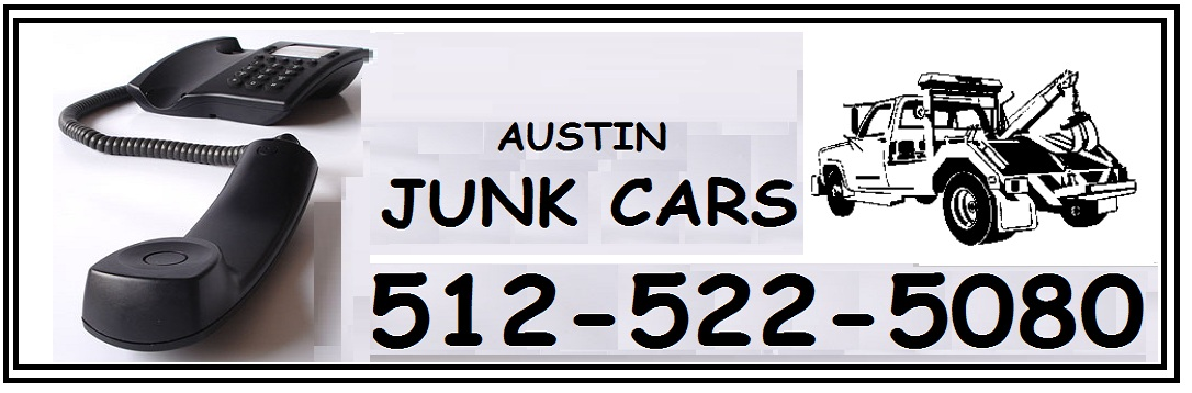 Austin Junk Cars Logo