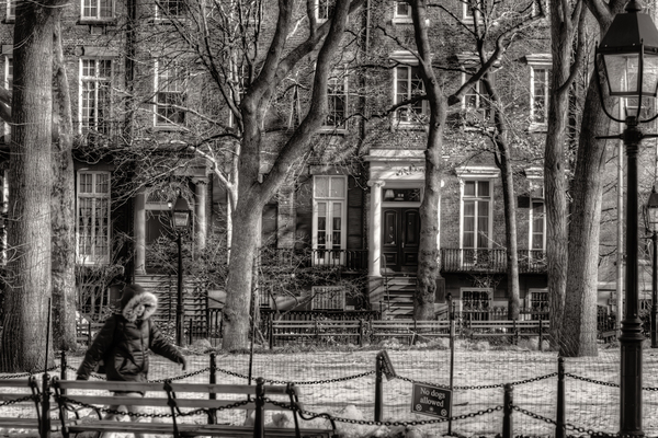 life in the village: photo workshop in New York city
