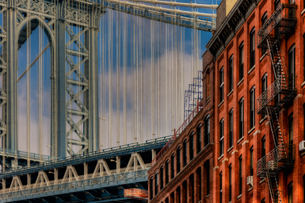 landmarks: photo workshop in New York city