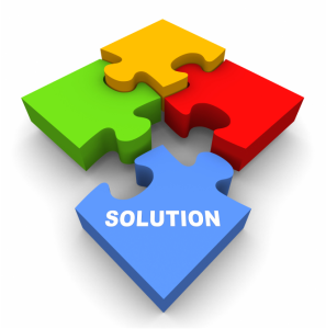 Solutions and problem solving