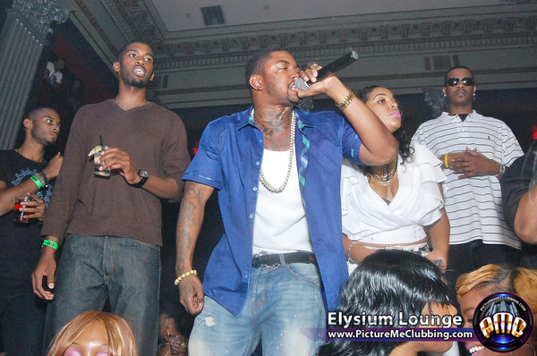 LIL SCRAPPY AT THE ELYSIUM