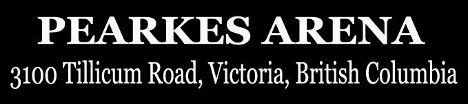 Pearkes Arena, 3100 Tillicum Road, Victoria, BC