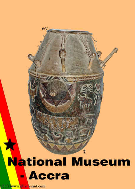 DRUMS - National Museum of Ghana