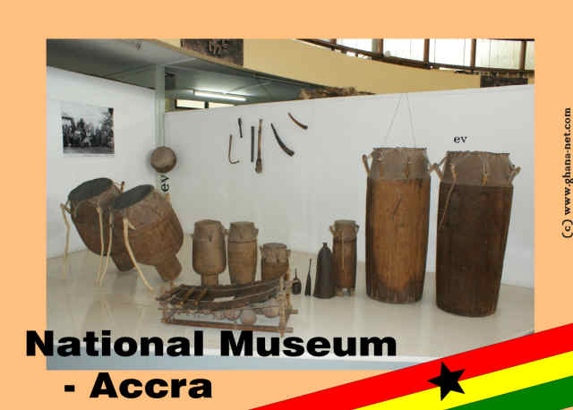 African Drums - History