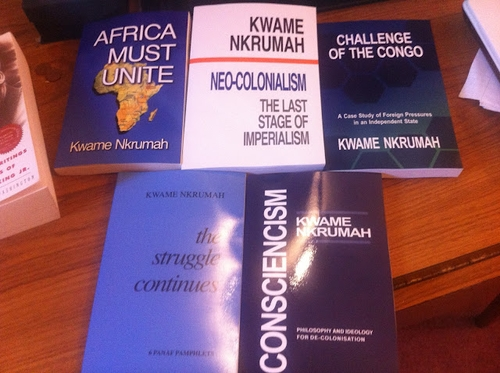 Books by Kwame Nkrumah
