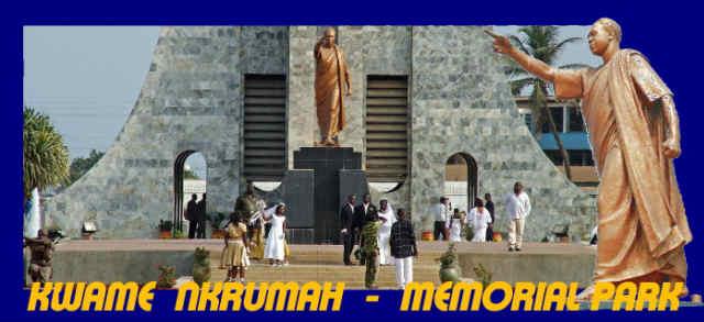 Kwame Nkrumah Memorial Park & Museum - Accra, Ghana