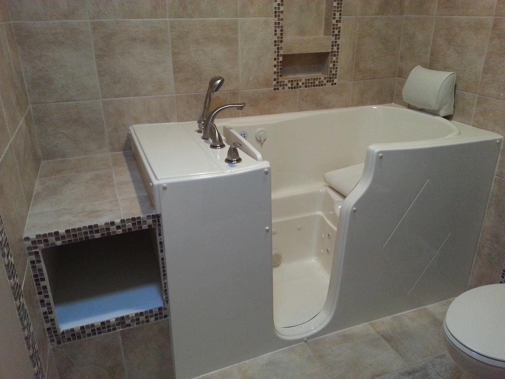 TheraTub Walk In Tubs Best USA Design Price Step And Warranty